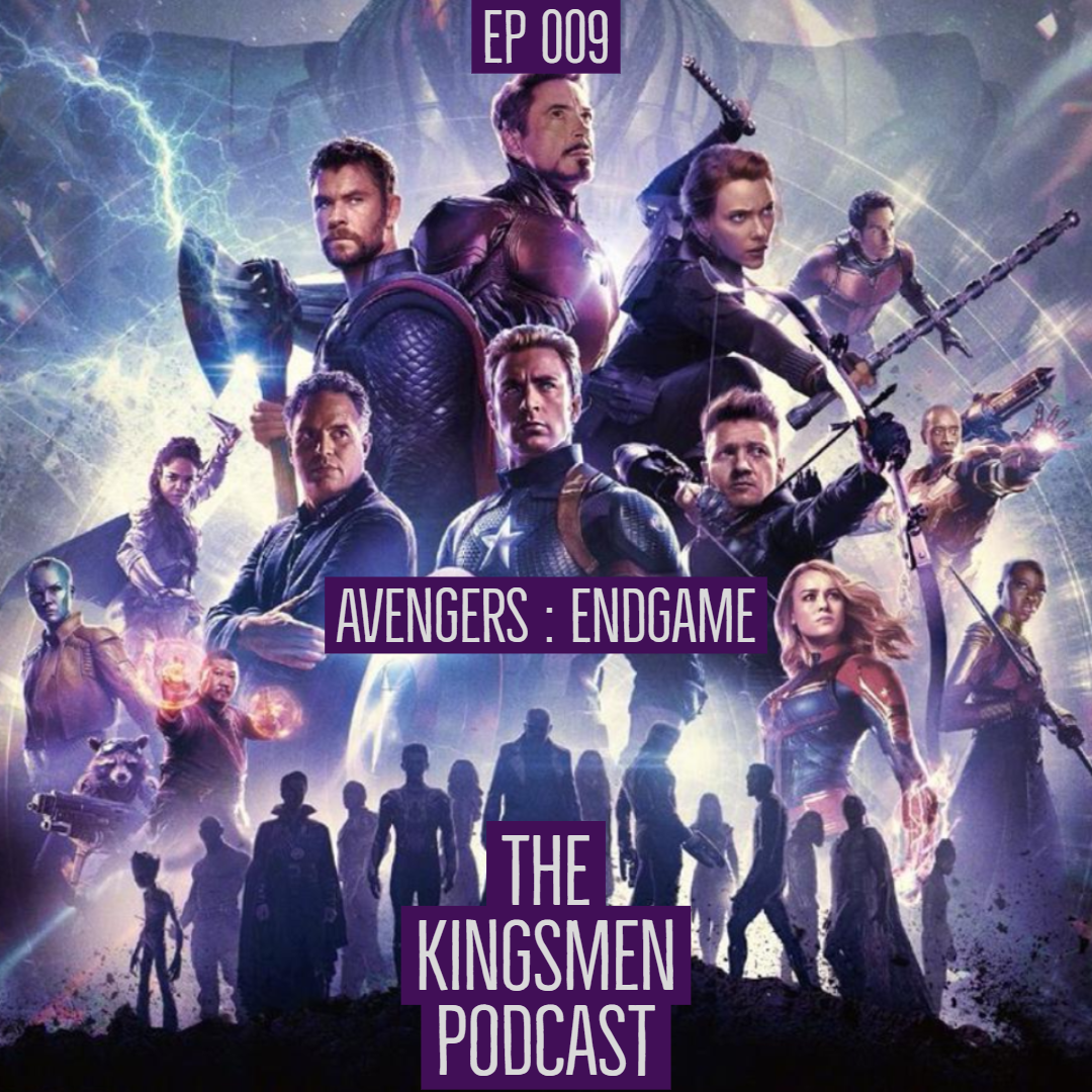 S1E09 Avengers: Endgame (Part 1)